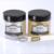 50 g/caja Recién NACIDO BASTANTE Polvo de Pigmento de Cromo Espejo de Plata Del Brillo Del Clavo Del Polvo de Oro