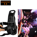 Freeshipping China Oxygen Tank Cylinder Shoulder Strap Bag, Tank Backpack with Shoulder Straps,Co2 Jet Machine Stage Effect