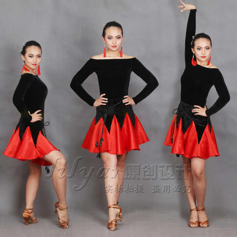 85f7b31f8a87 Detail Feedback Questions about NEW ARRIVAL milk silk latin dance ...