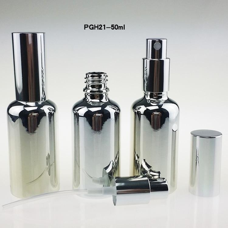 100pcs 100 ml sticlă de pulverizare de sticlă fină pentru parfum, - Instrumente pentru îngrijirea pielii - Fotografie 5