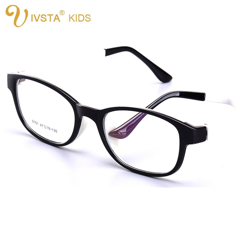 1d4e0a8a79 IVSTA 6101 Kids optical glasses Kids glasses frames for boys Silicone Rubber  Eyewear optical glass children amblyopia lenses-in Eyewear Frames from  Men s ...