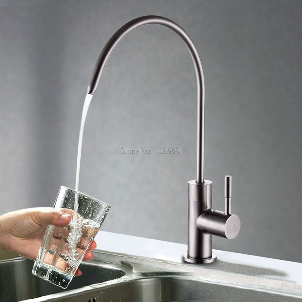 Free shipping Lead Free Beverage Faucet Drinking Water Filtration ...