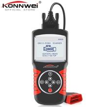 KONNWEI KW820 Automotive Scanner Multi-languages OBDII EOBD Diagnostic Tool Car Errors Code Reader Diagnostic Scanner in Spanish
