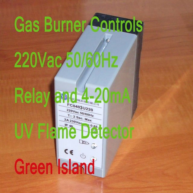 FC0403U220 Gas Burner Controls + Free Shipping