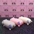 Новый 10000 мАч Прекрасный свинья Power Bank Портативный Powerbank Батарея свинья Мультфильм Дизайн Зарядки Для iphone5 6 s xiaomi mi5