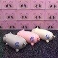 Nueva 10000 mah batería cerdo cerdo precioso banco de potencia powerbank portátil de dibujos animados de carga de diseño para iphone5 6 s xiaomi mi5