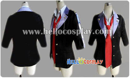 Vocaloid 2 Cosplay Magnet Version Kaito Costume H008