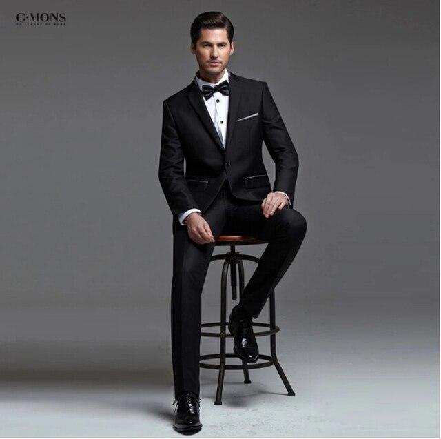 06ff1c8d48 Tailcoat traje por encargo pantalones frac esmoquin de la boda trajes para  padrinos de boda adapta