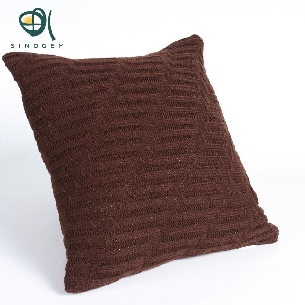 tricot housse de coussin achetez des lots petit prix tricot housse de coussin en provenance de. Black Bedroom Furniture Sets. Home Design Ideas