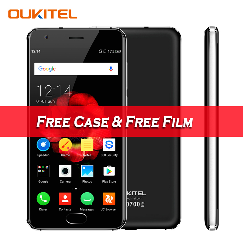 Original Oukitel K4000 Plus MTK6737 Quad Core 1 3GHz Android 6 0 4G LTE Cell Phone