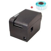 Nuevo llega la alta calidad de la impresora de código de barras etiqueta de la impresora impresora de etiquetas de código Qr de la no-sequedad