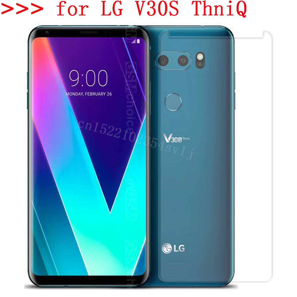 Smartphone Tempered Glass 9H Explosion-proof Protective Film Screen Protector phone for LG V30S ThniQ