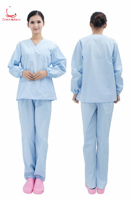 Operating Room Long Sleeve Hand-washing Clothes Can Be Disinfected Separated Suit Suit