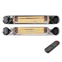2000W Designed Infrared Radiant Strip Heater
