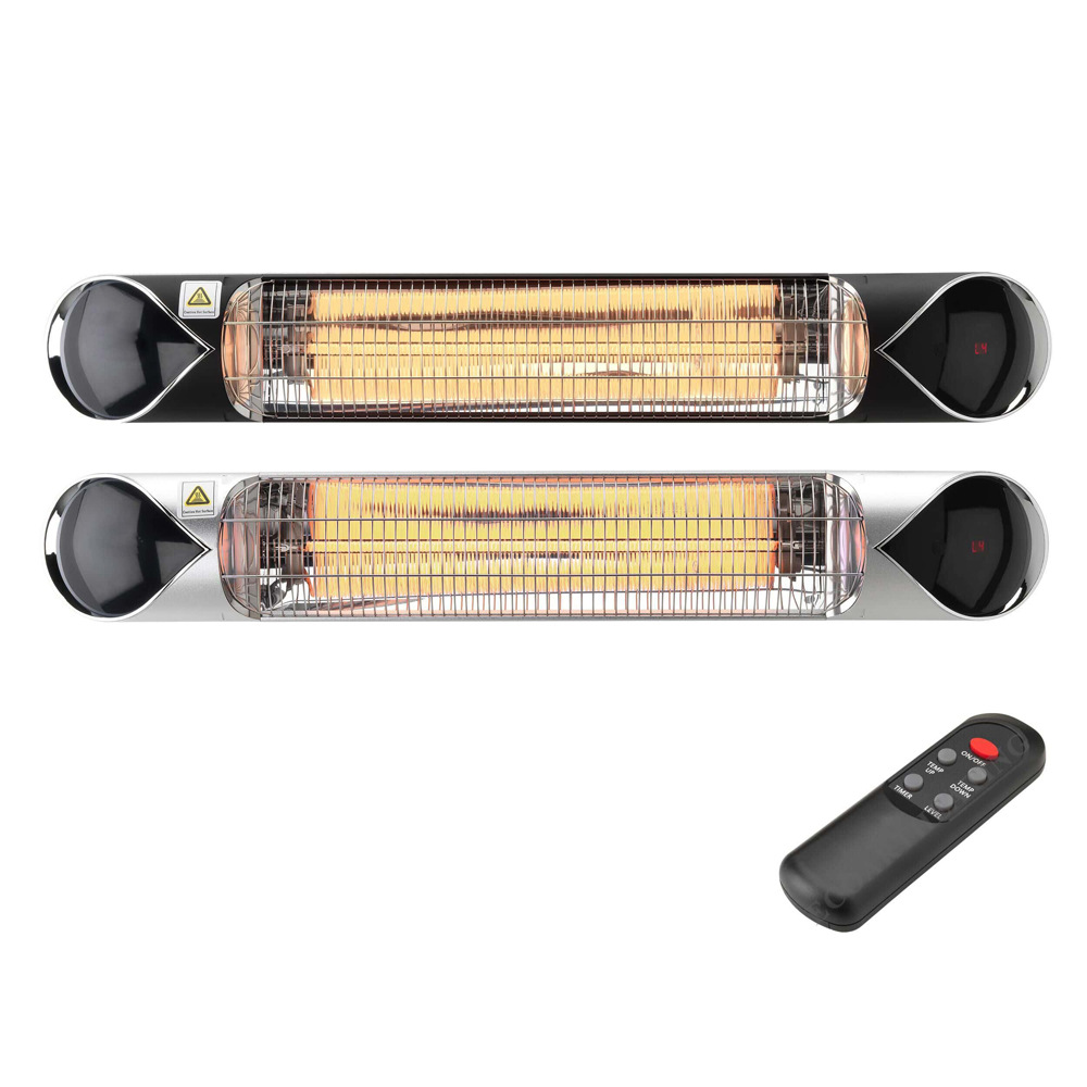 Radiant Heater 2000w Designed Infrared Radiant Strip Heater With 4 Power Setting Remote Control In Electric Heaters From Home Appliances On Aliexpress Alibaba