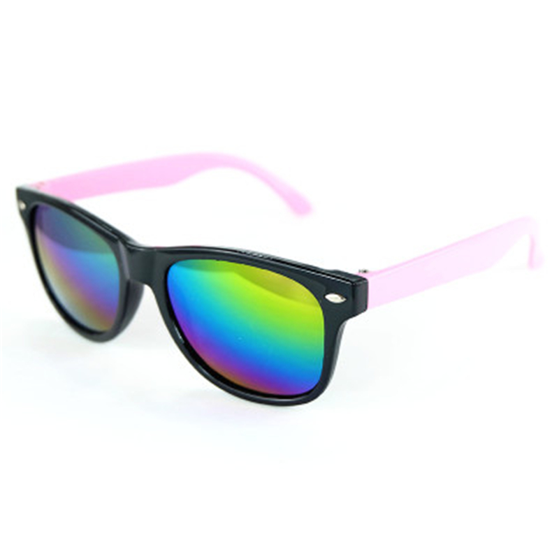 New Brand Safety Software sunglasses Cats Eye Childrens Sunglasses Mens and Babys Glasses Fashion UV400 Oculos De Sol
