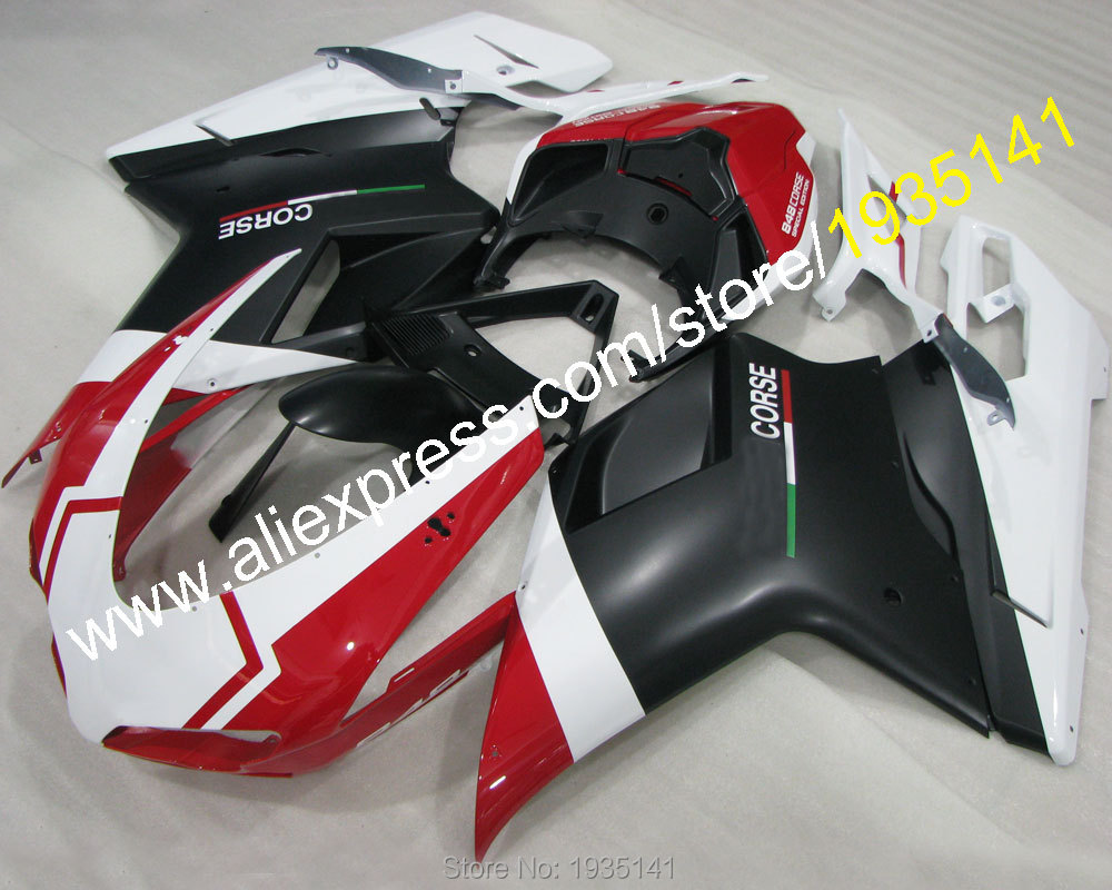 Hot Sales,Cowling body kit For Ducati 1098S 848R 1198 2007 2008 2009 2010 2011 sport motorbike Fairing parts (Injection molding) 1pcs 1500mah 14 8v 4s 45c li po battery xt60 plug for rc helicopter qudcopter drone truck car boat