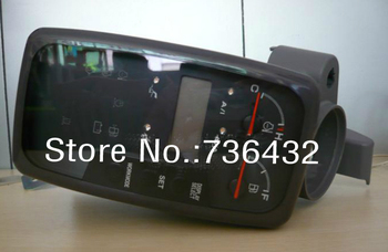 Free shipping!Genuine monitor assembly 4488903 for Hitachi excavator ZAX110/ ZAX120 /ZAX160/ZAX200-1/ZX200,Hitachi digger  parts