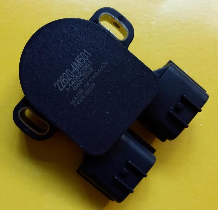 1 pc Taiwan capteurs de Position des gaz 22620-4M501 A22-669B00 capteurs TPS pour Nissan Cefiro A32 A33 Teana 3.0 2.0 ensoleillé N16