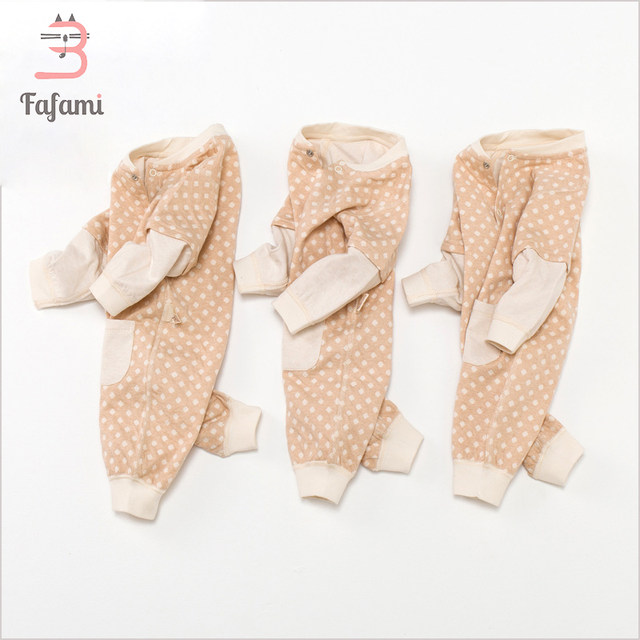 4a8721eb6 Online Shop Lucky Child Baby Rompers Organic Tiny Cottons Clothes ...