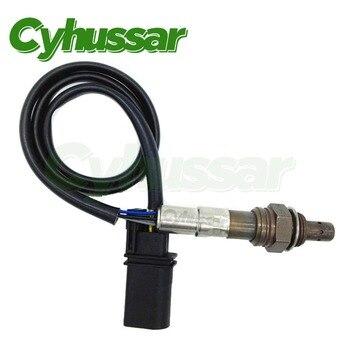 Lambda Sensor de oxígeno de abeto para Opel Astra CORSA coche de banda ancha de Sensor para Audi 055191128 de 93185159