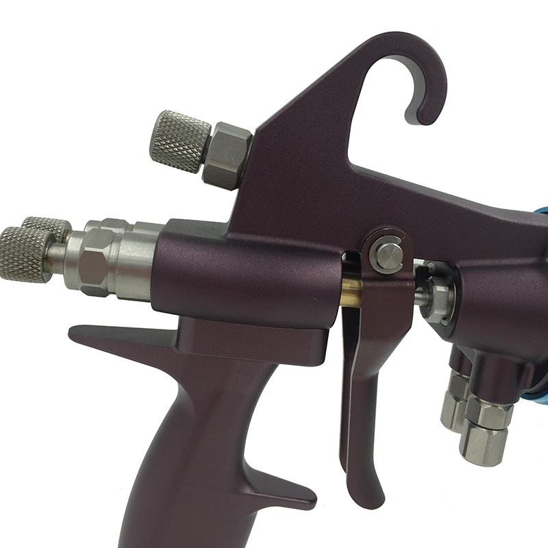 SAT1202 dažų purkštuvas Purškimo pistoletas Oro šepetys Aukšto - Elektriniai įrankiai - Nuotrauka 5