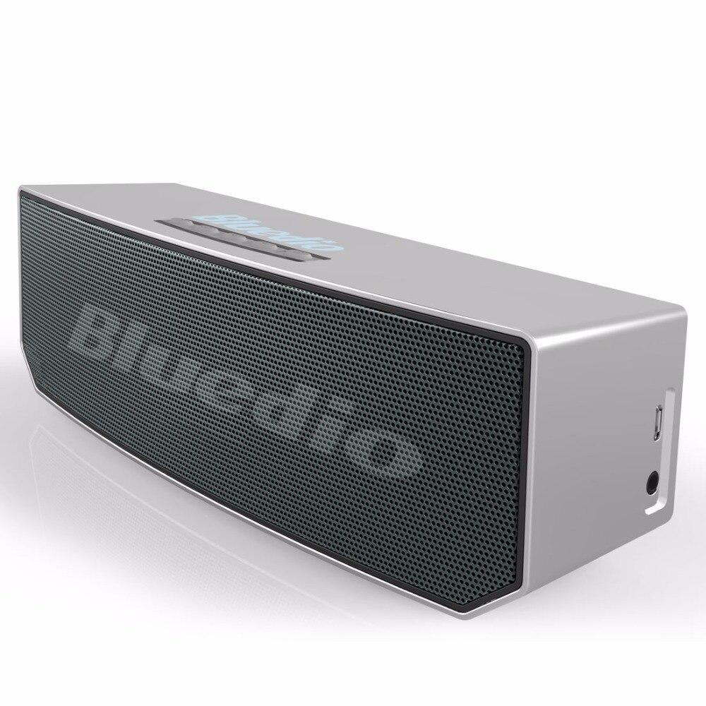 2017 новые Bluedio BS-5 (Camel) мини колонки bluetooth Портативный Беспроводной громкие колонки системы 3D стерео