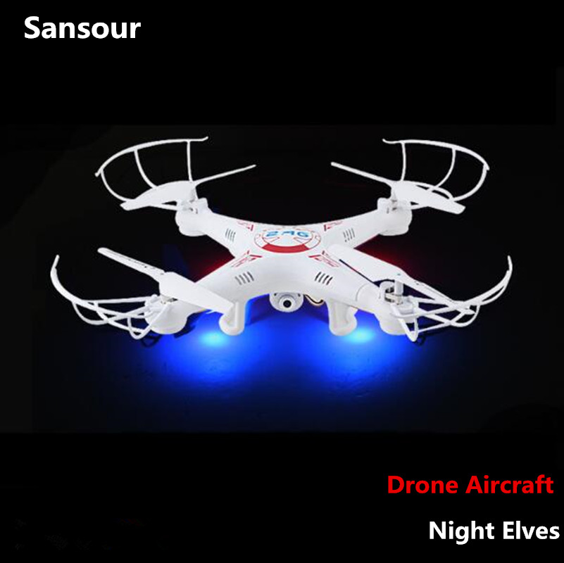 Sansour X5C RC Drone Wifi Camera Quadcopter Real Time Transmit FPV Headless Mode Dron RC Helicopter Quadrocopter Drones Aircraft