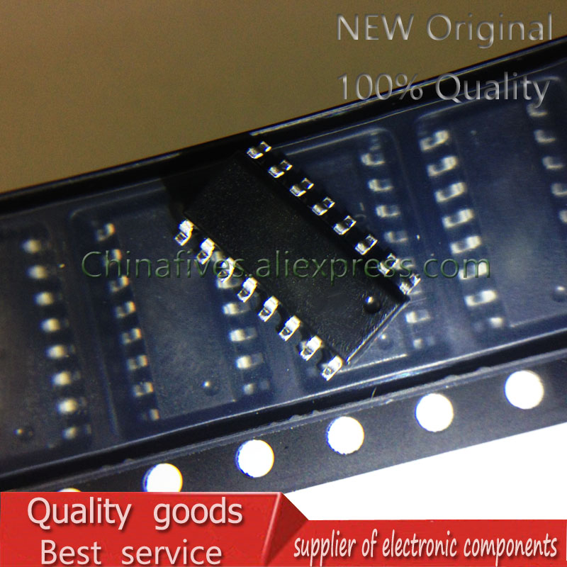 5pcs/lot <font><b>CD2399F</b></font> CD2399 Audio Digital Reverb Circuit Brand New Original SOP16 image