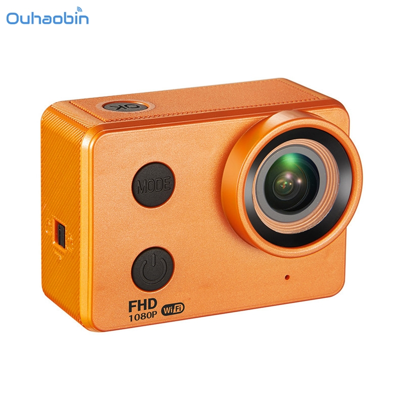 Ouhaobin Portable Degree P Waterproof Camcorder Shell Wifi Ultra HD Sport Cam