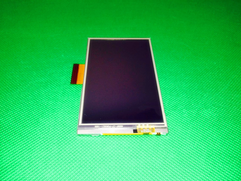 Original New 3.5 inch for LQ036T1DG01 LQ036T1DG01C LQ036T1DG01B LCD Display Panel with Touch screen digitizer