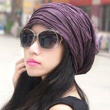 Шляпа с непокрытой головой тюрбан шапка женщины пуловер cap лето новое прибытие