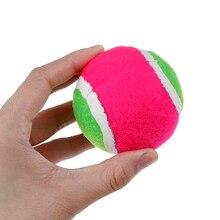 Balle collante pour enfants, jouets éblouissants, jeu de lancer et d'attraper des balles, jeu de sport, disque de 18.5 cm de diamètre, 1 pièce