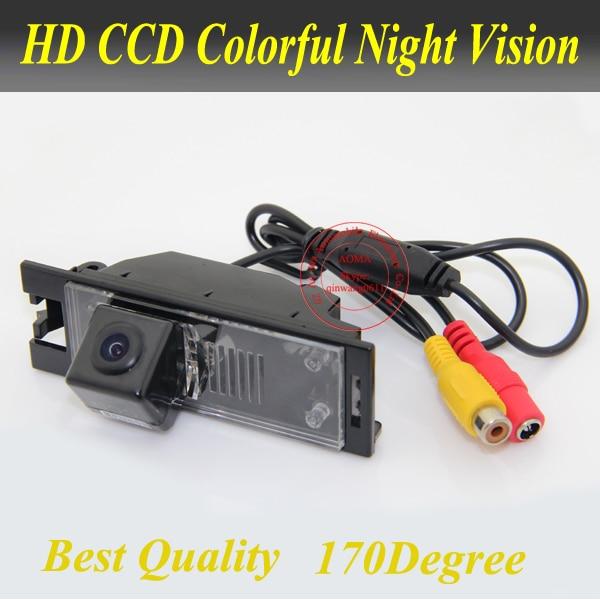 Hot Selling Car Rear View Camera For Hyundai IX35 HD CCD Night Vision Color Reverse Car Camera Parking System Free Shipping