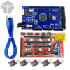 3D Printer Kit New Cnc Shield V3 Engraving Machine 3D Printer 5pcs DRV8825 Driver Expansion