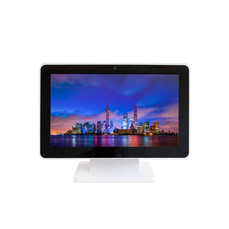 15.6 Inch VGA Input Industrial LCD Touchscreen All In One Panel PC