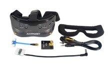 original Aomway Commander Goggles V2 V1 2D 3D 48CH 5.8G 64Ch 1080P 800*600 SVGA FPV Video Headset Support HDMI DVR FOV 45 For RC