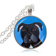 Necklace Pitbull Puppy for Pit bull Lover