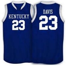 3e2f62ec8 #23 Anthony Davis Kentucky Wildcats Men's Basketball Jersey Embroidery Stitched  Customize any name and number