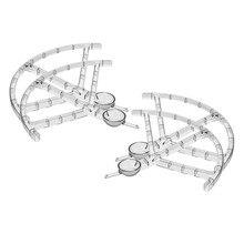 4 pièces/ensemble Simtoo etoile carte libellule aéronef sans pilote (UAV) quadcoptor Original pièces de rechange housse de protection hélice garde