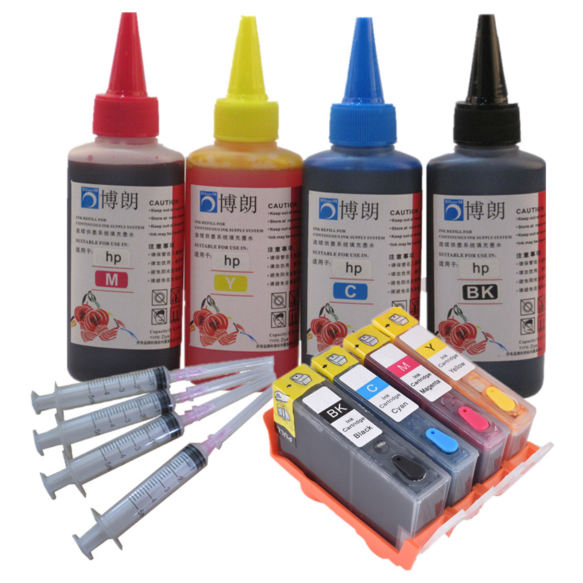 Bloom Compatible For Hp 920 Xl Refill Ink Kit For Hp