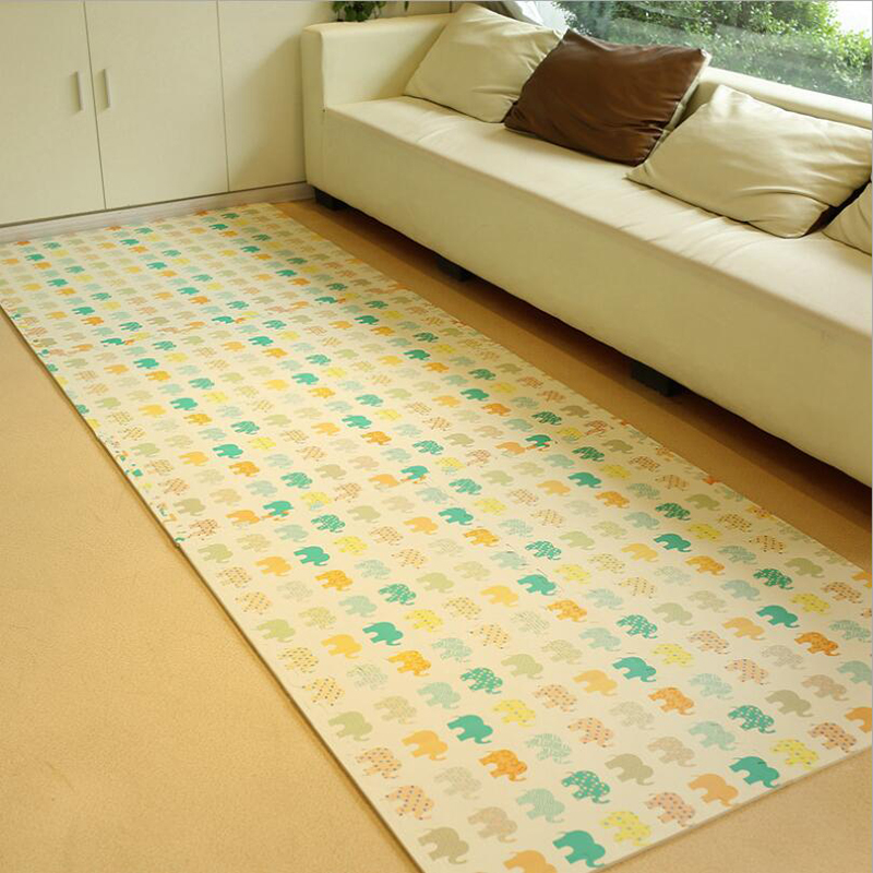 Tapis de Puzzle pour bébé tapis de jeu pour bébé tapis pour enfants en mousse EVA tapis pour enfants tapis de Gym jeu de sol souple rampant tapis en mousse à emboîtement