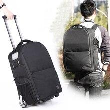 Lietu T-80 камера сумка тележка рюкзак камера рюкзак для отдыха цифровой SLR