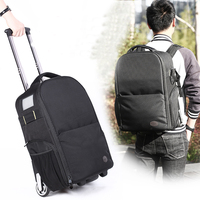 Lietu T 80 Camera Bag Trolley Backpack Camera Bag Leisure Backpack Camera Digital SLR