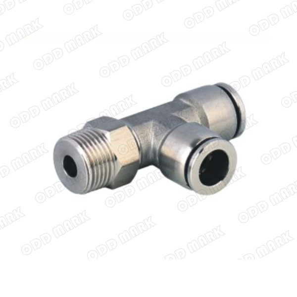 Free shipping 10pcs/lot 16mm to 1/4 PD16-02,304 Stainless Steel Tee Male Connector free shipping 10pcs lot stp11nk50z p11nk50z n channel fet to 220 new original