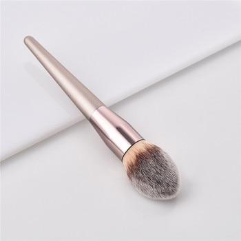 10pcs Makeup Brushes Set professional Foundation Powder Eyeshadow Blending Eyebrow kabuki cosmetic brush Tool 5