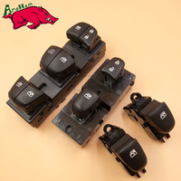 Fast Delivery Auto Power Window Switch Main Single Front Right Window Switch For Nissan Qashqai Altima