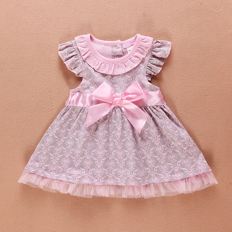 Aliexpress.com : Buy 2017 Girl Dress Summer Clothes Classic Baby ...