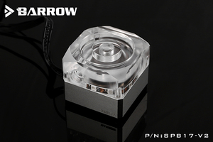 Image 4 - Barrow DDC PWM Pump 17W Maximum Flow Lift 5.5 Meters 960L/H Manual Speed Regulation or PWM 3000RPM Water Cooling System