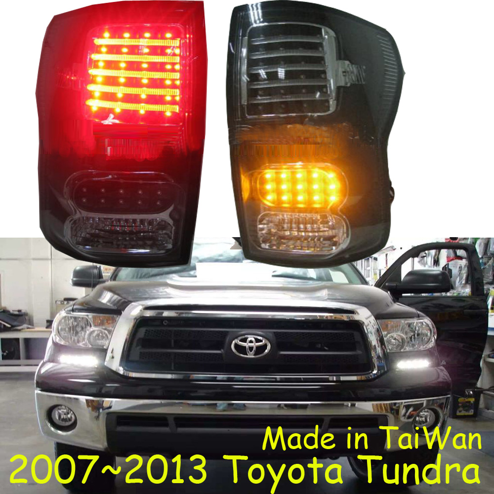 car-styling,Tundra Taillight,2007~2013/2014~2016,led,Free ship!4pcs/set,Tundra fog light;car-covers,Chrome,Tundra tail lamp car styling golf6 taillight 2011 2013 led free ship 4pcs golf6 fog light car covers golf7 tail lamp touareg gol golf 6